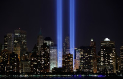 Hallelujah! There's no calendar in Heaven… Remembering 911