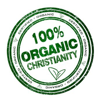 Organic Christianity… keeping it real in the youth ministry