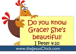 Do you know Grace?