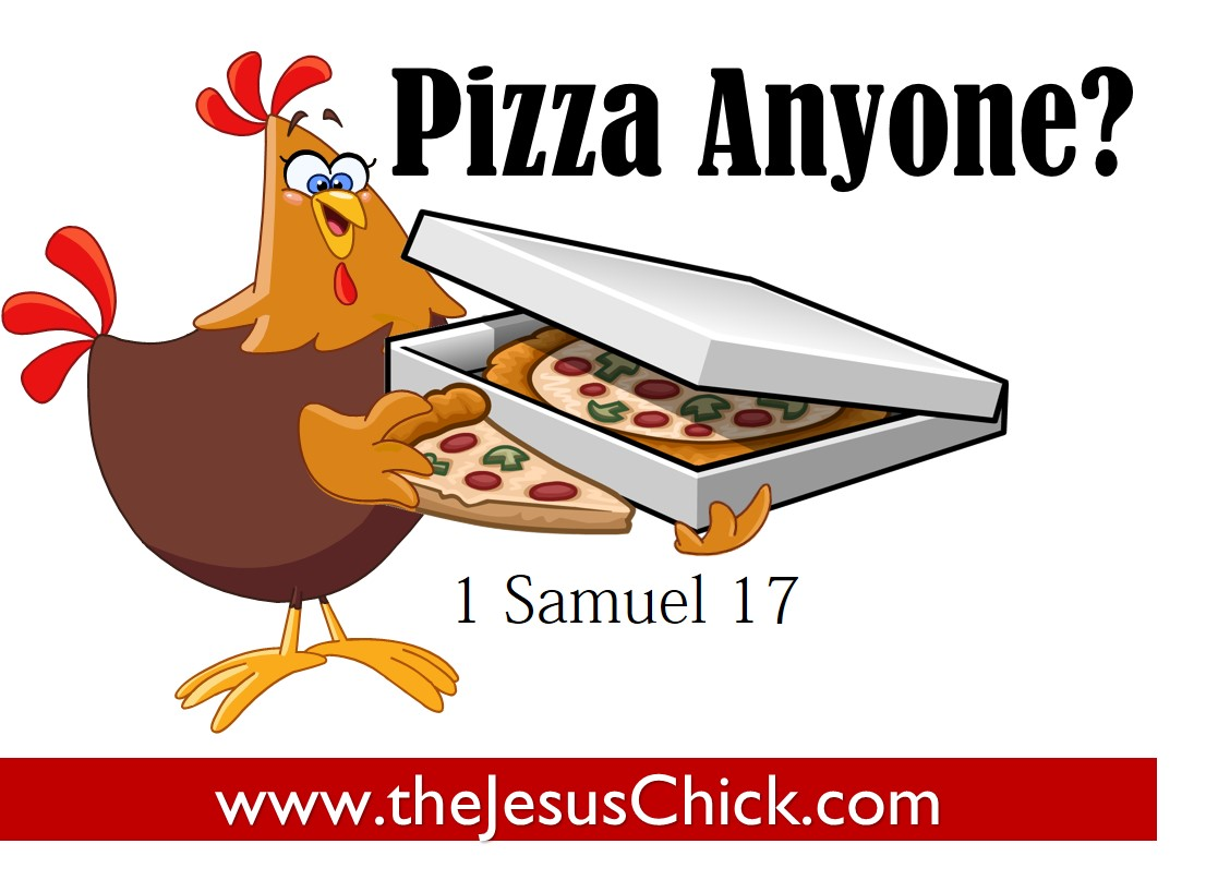 chick pizza