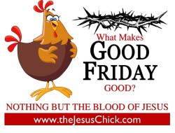 What Makes Good Friday Good?