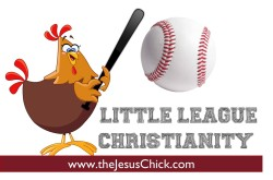 Little League Christianity
