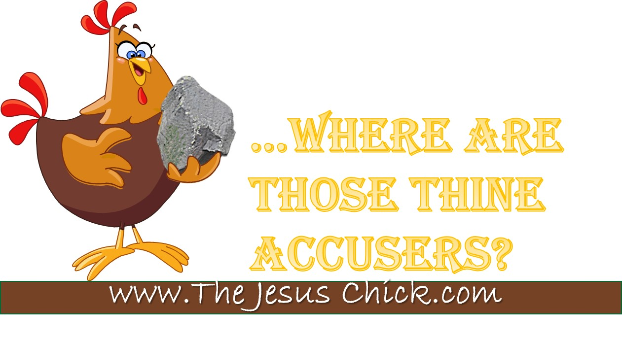 Where are the Accusers?