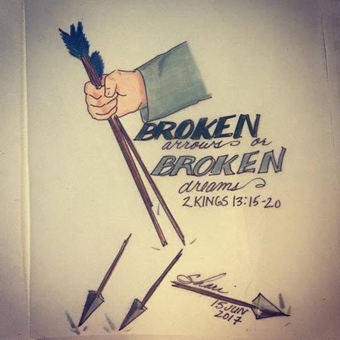 Broken Arrows or Broken Dreams