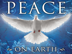 Peace on Earth. Really?