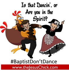 Why Baptist don't do lent… and other things