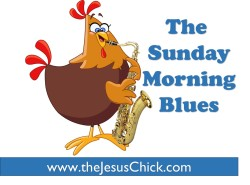 Sunday Morning Blues? I think I know why!