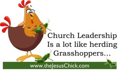 Grasshopper Christianity and the Giant Slayers