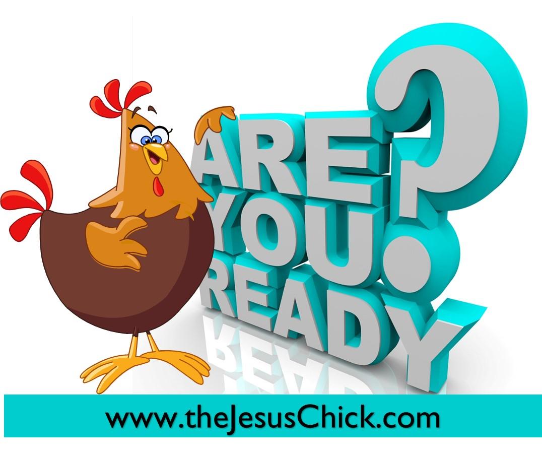 chick ready