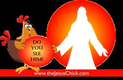 The Invisible Jesus