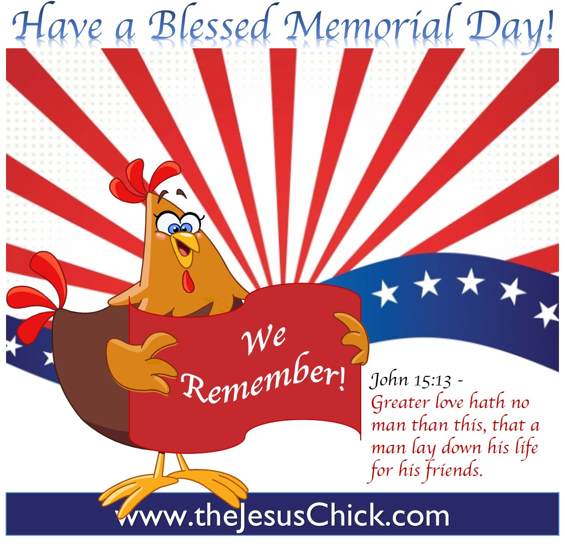 chick memorial day