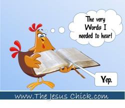 His Wonderful Word!