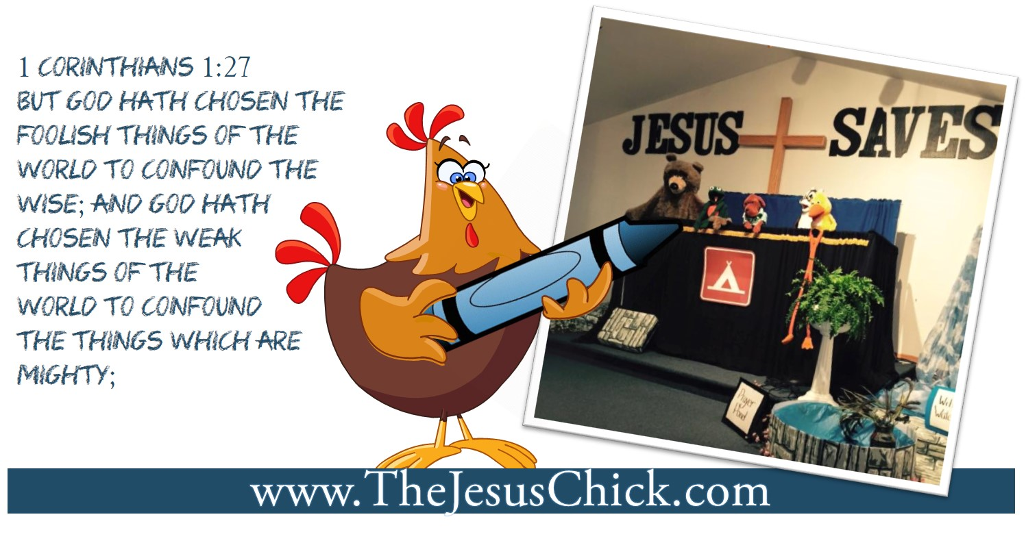 IT'S THE SEASON OF VBS!