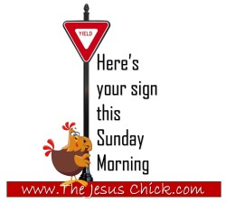 Sunday Morning's Sign