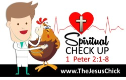 A Spiritual Check Up for a Hard Day