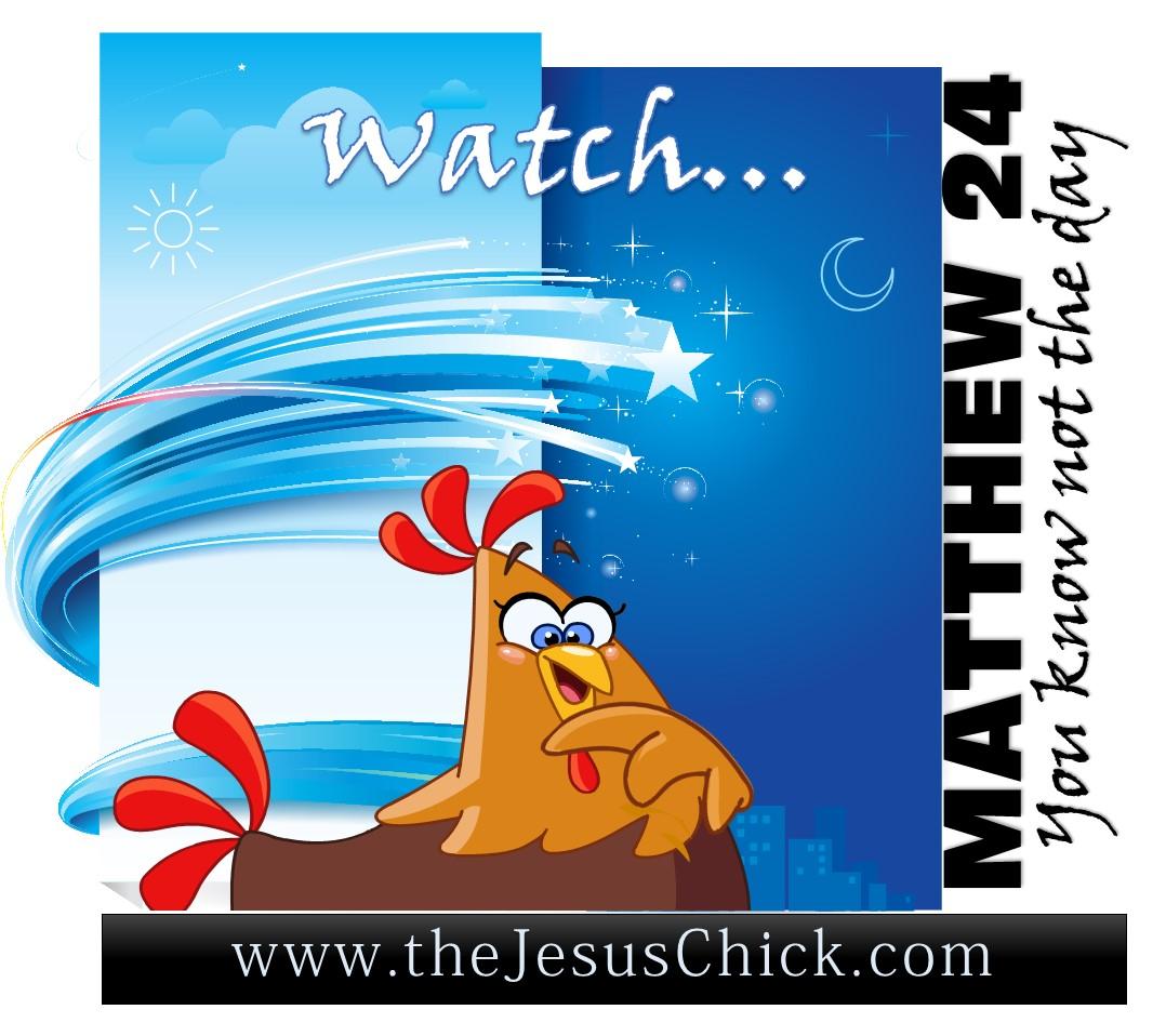 Purple Lizards and Christ's Return