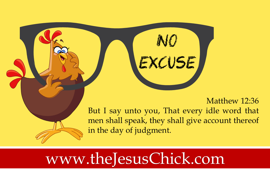 chick excuse