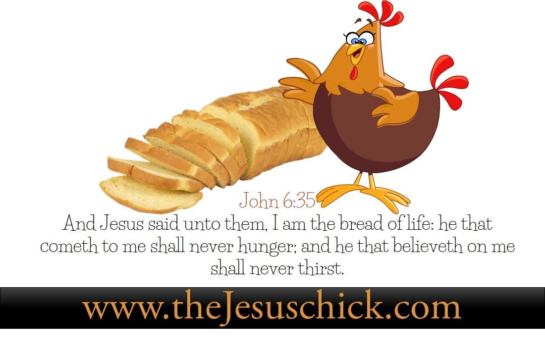 It's Only Bread