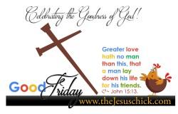 Thank God For Friday!