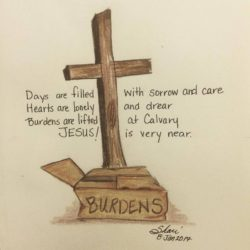 Leave Your Burdens at the Gate