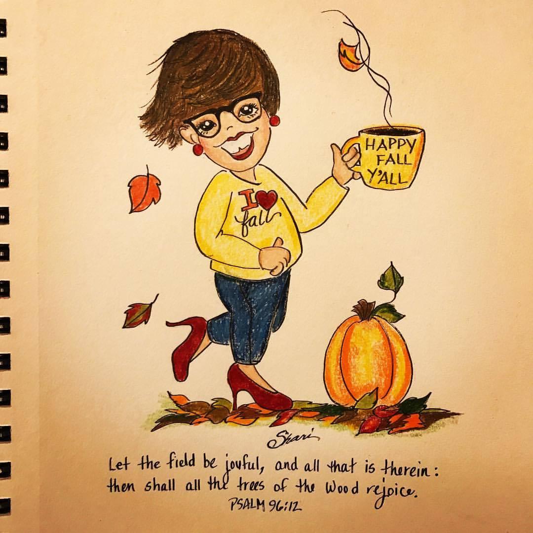 Autumn's Palette – A September Devotion